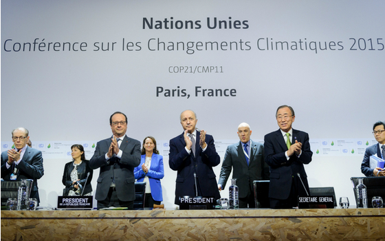Paris Agreement gives hope in fight against climate change | China