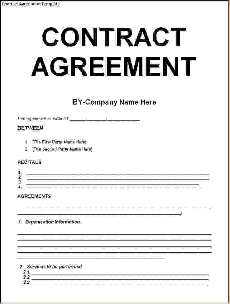 Contract Agreement Subscribe Or Buy As A Single Doc Close The