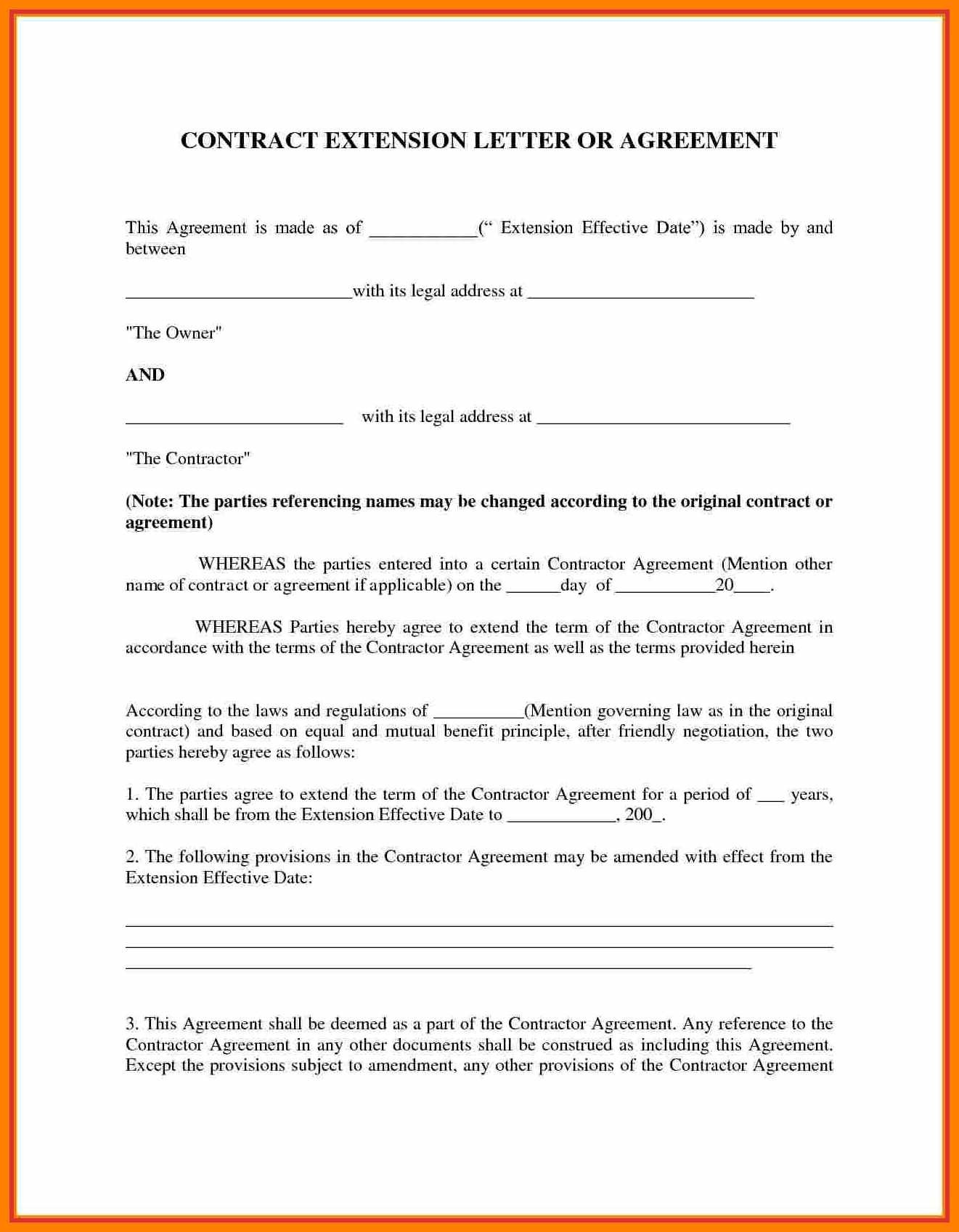 payment agreement letter between two parties The Seven