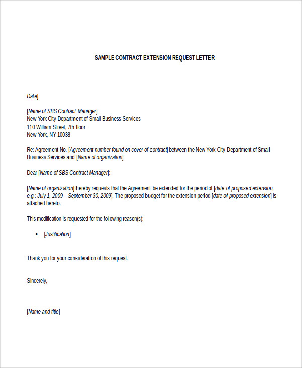 agreement letter template contract letter template 9 free sample