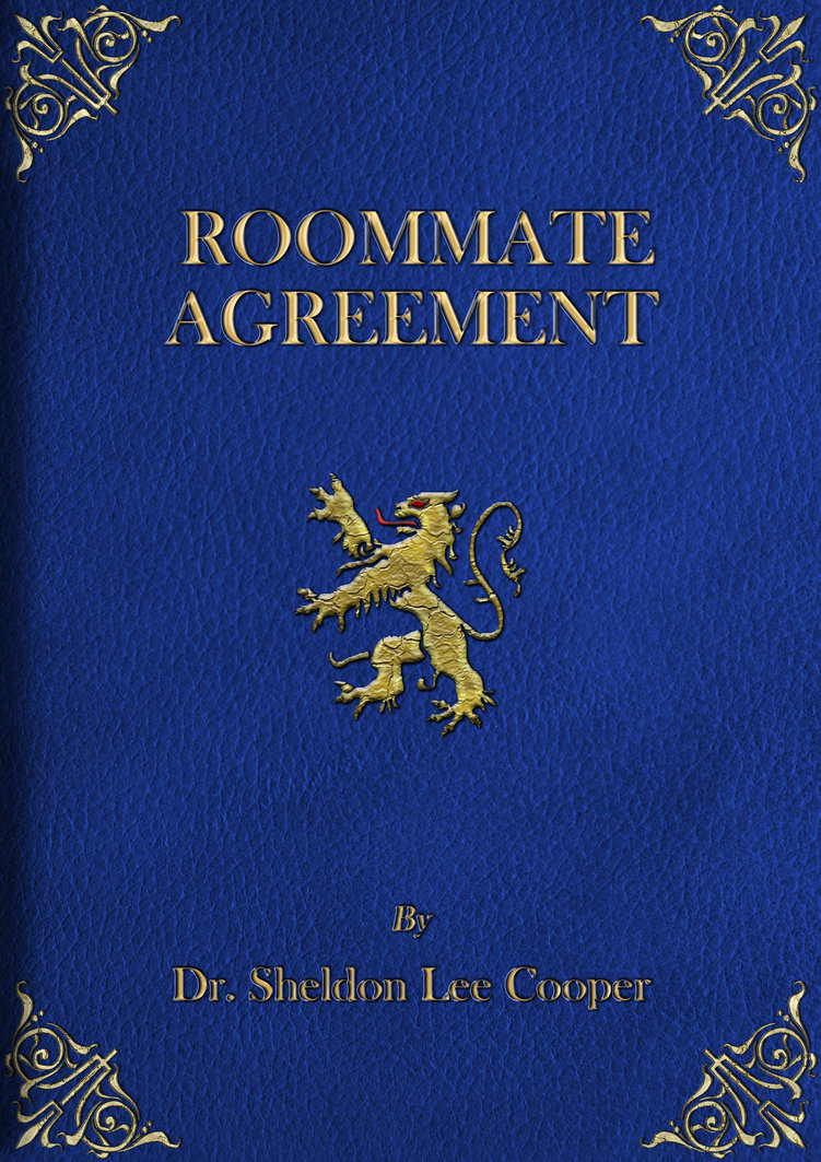 The Roommate Agreement | The Big Bang Theory Wiki | FANDOM powered