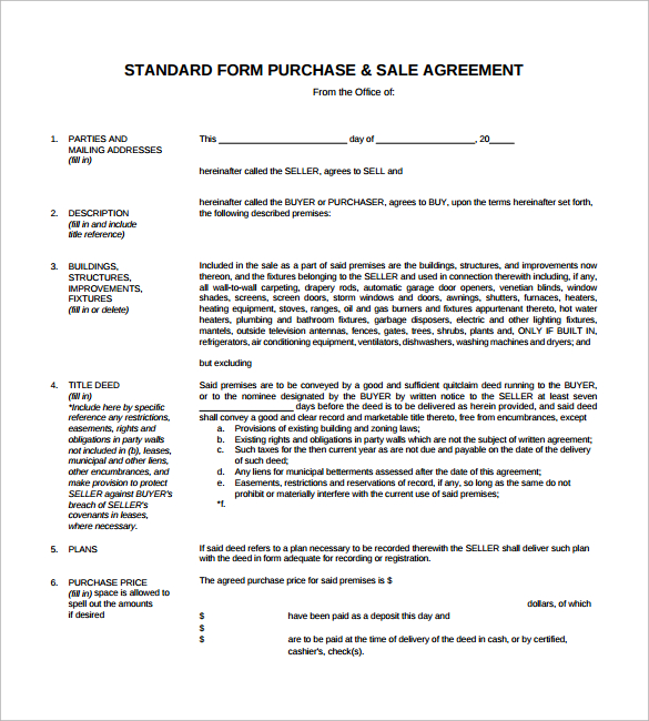 business sale agreement template free download sales agreement 12