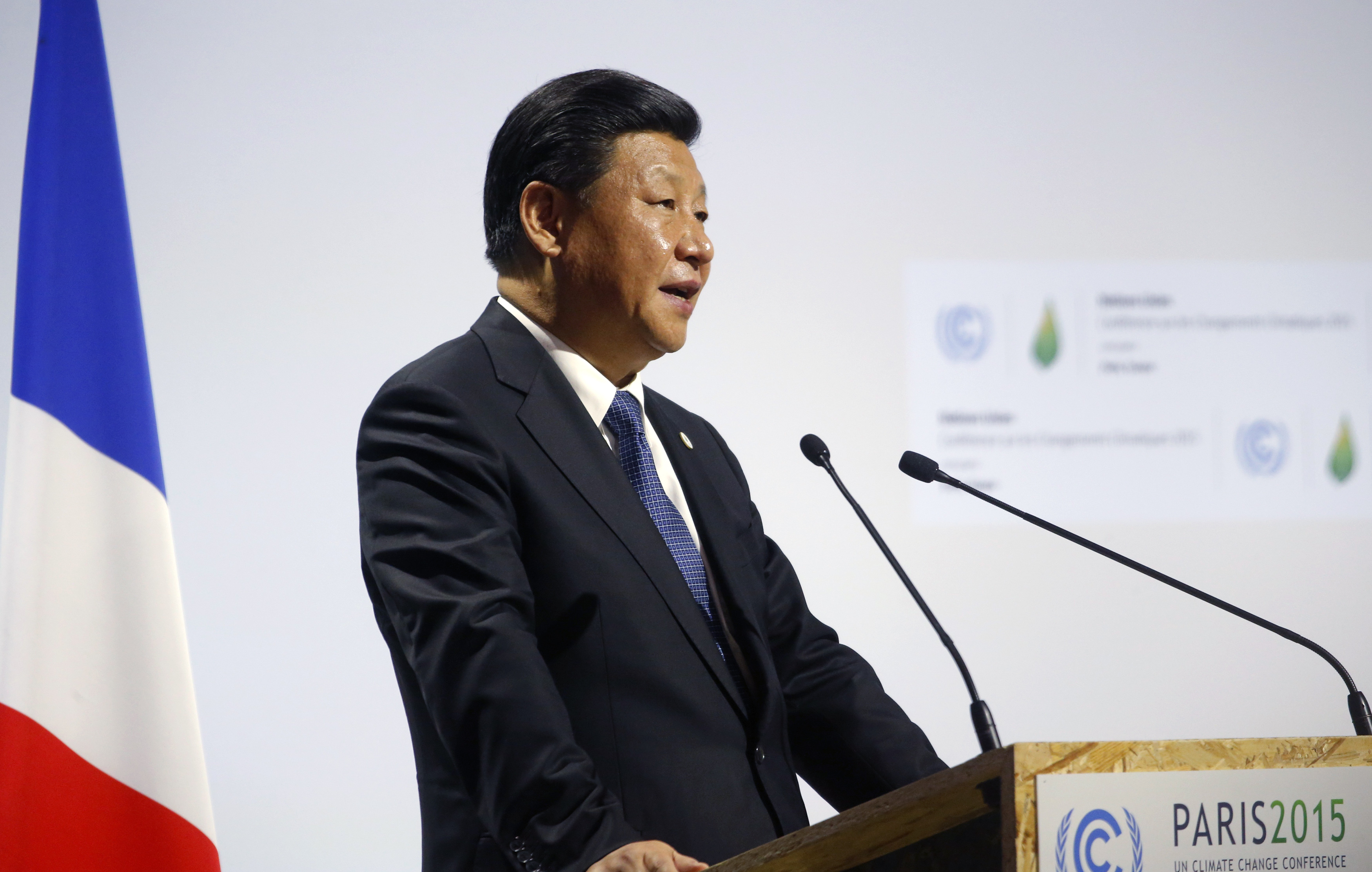 China's 'yes' to new role in climate battle