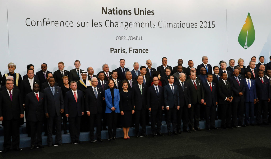 UN Climate Change agreement | Freightplus
