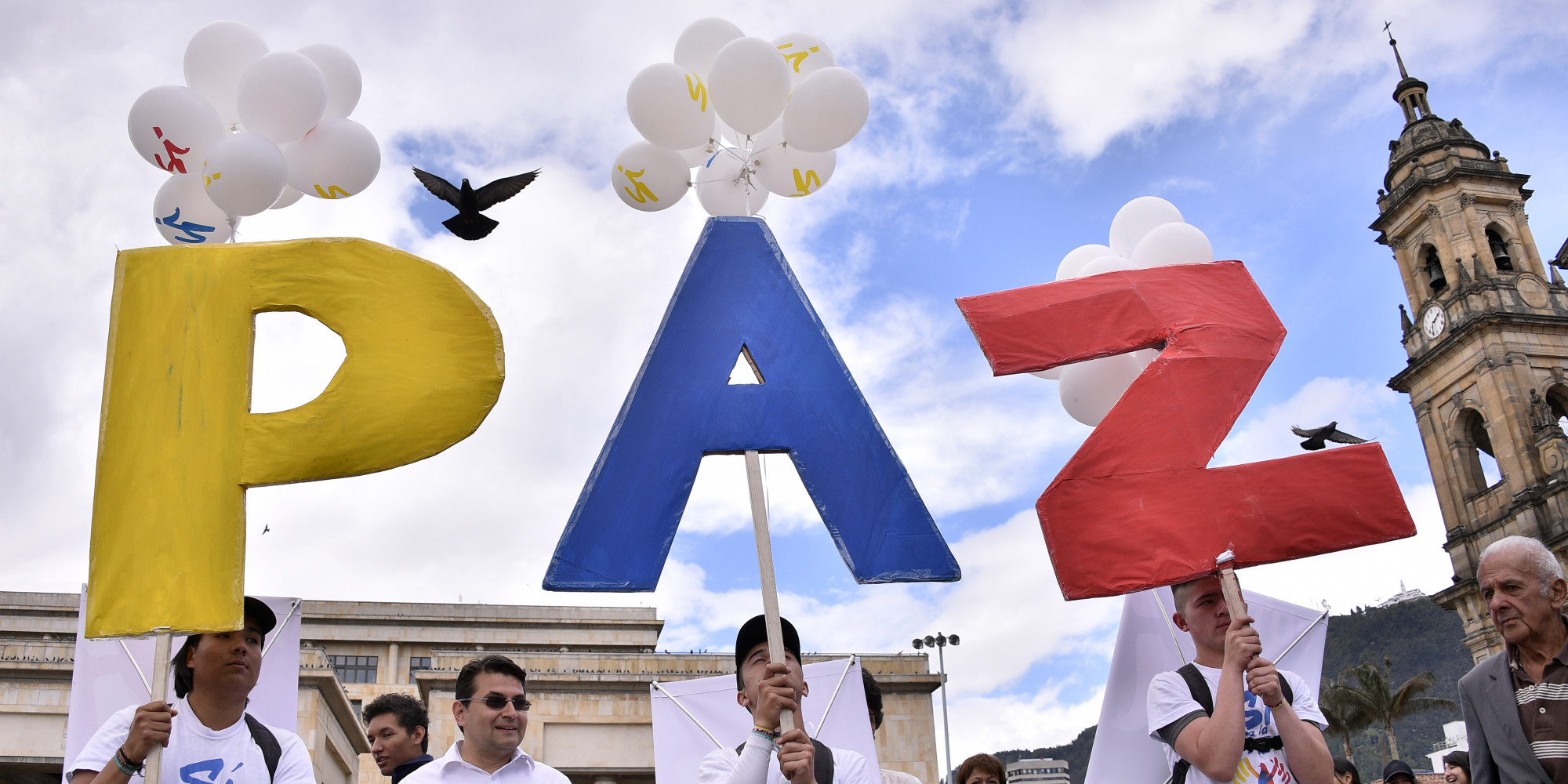 Why Colombia's Peace Treaty With FARC Is Big News For Investors