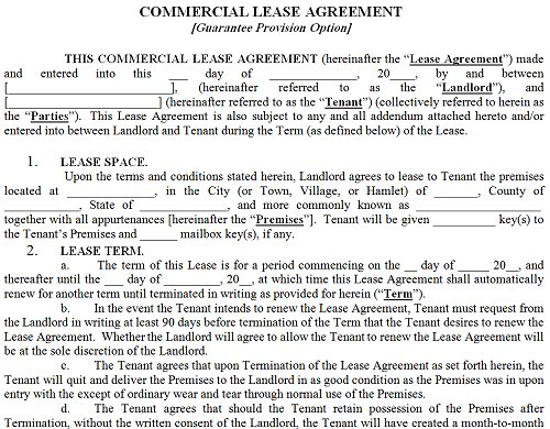 Commercial property lease agreement gtld world congress free commercial lease agreement template domosenstk lease for cheaphphosting Choice Image