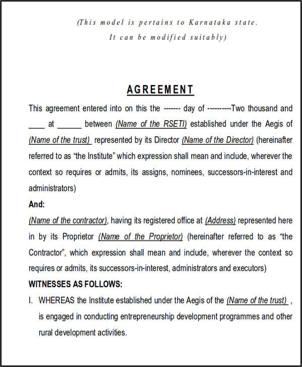 construction agreement Acur.lunamedia.co