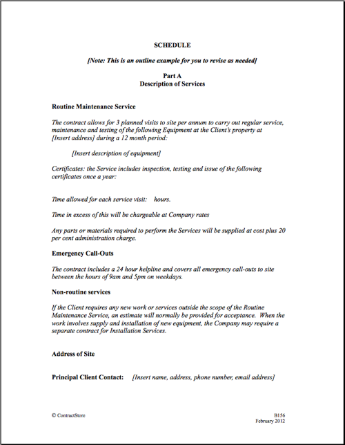 Marketing Services Agreement Template Free Awesome Resume 44 Best