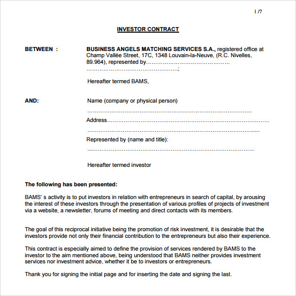 Sample contractual agreement ready company driver contract – cruzrich
