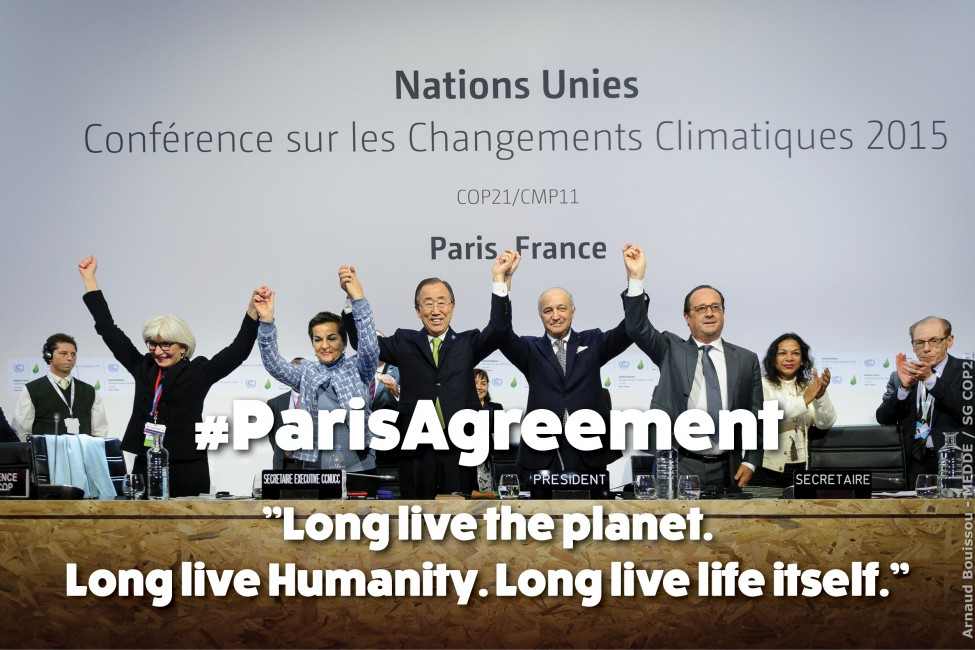 COP21 – The Paris Agreement | A Library with a View @ Georgia Law