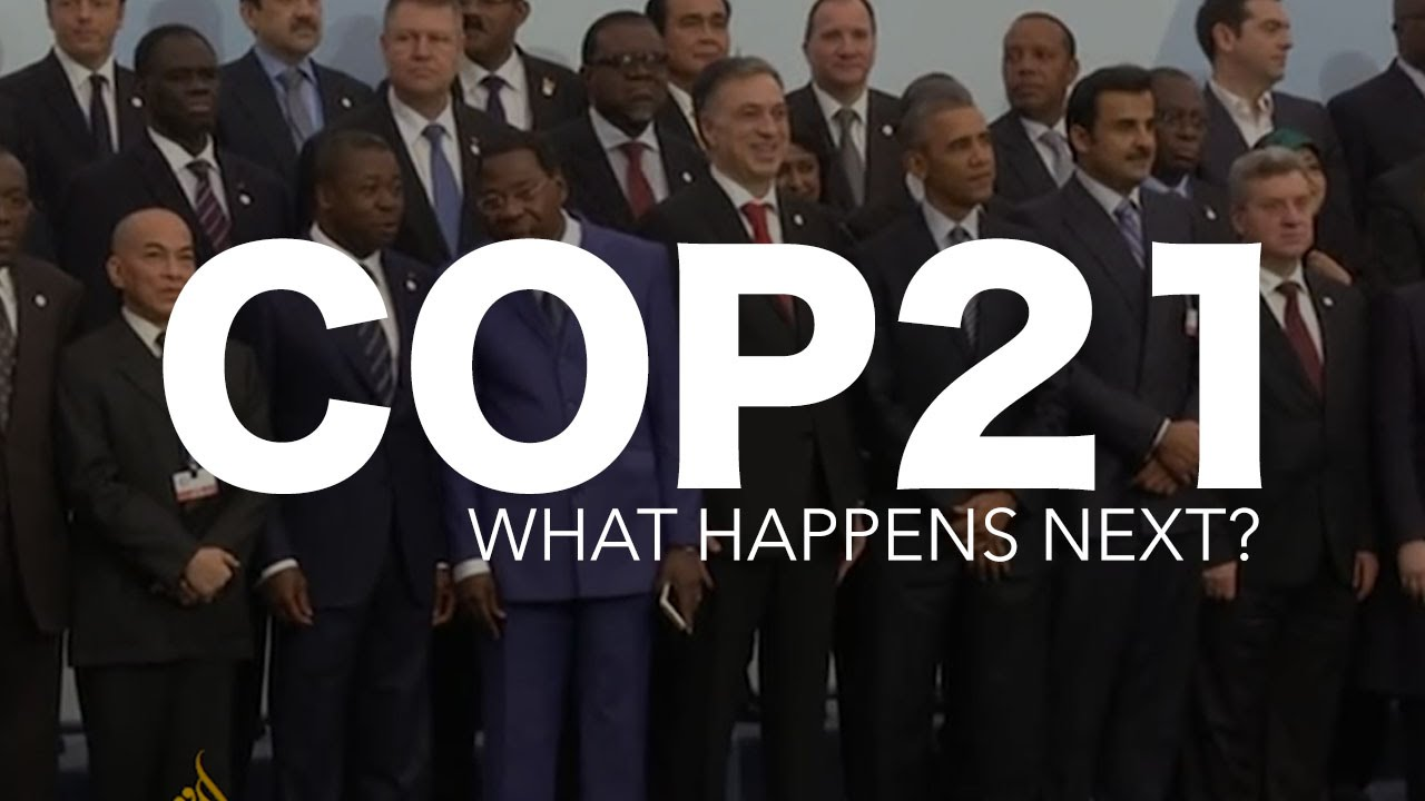 COP21 Agreement: Explained YouTube
