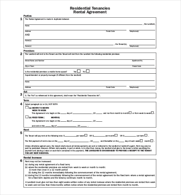 flat lease agreement template flat lease agreement template 12