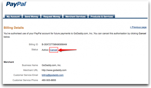 How to Cancel PayPal Billing Agreement or Automatic Renewal