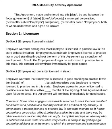 employee separation agreement template simple employment