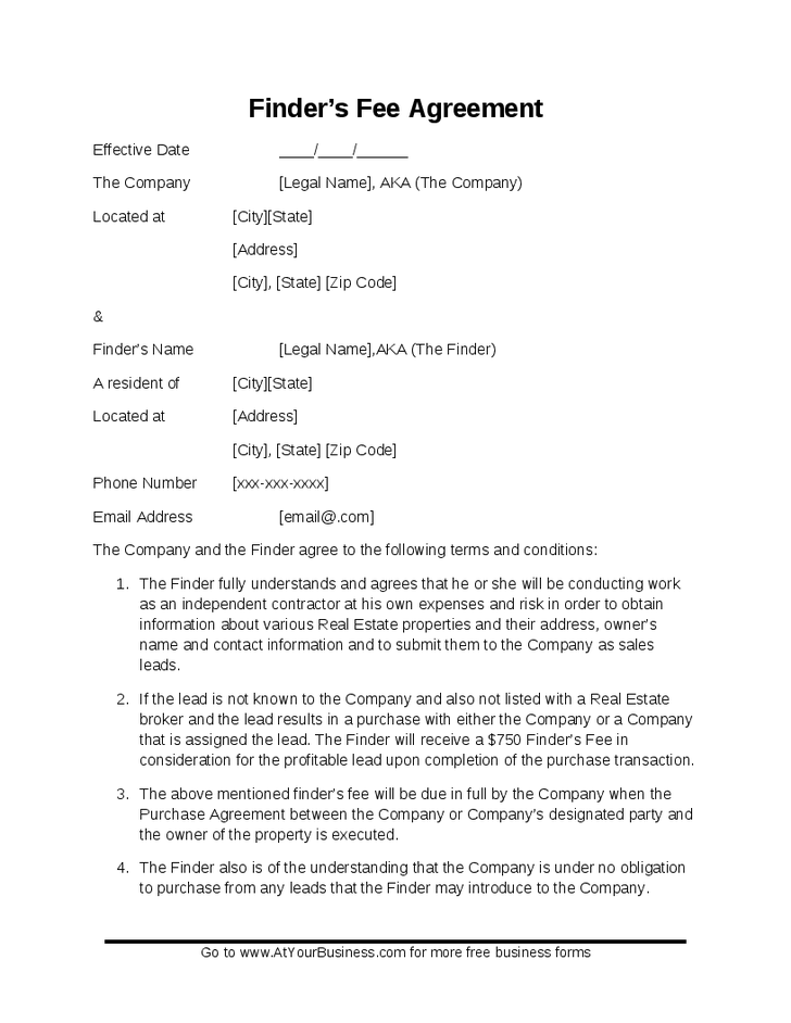 fee agreement letter template retainer fee agreement template fee