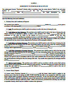 Purchase Agreement – 8+ Download Free Documents In Pdf, Word