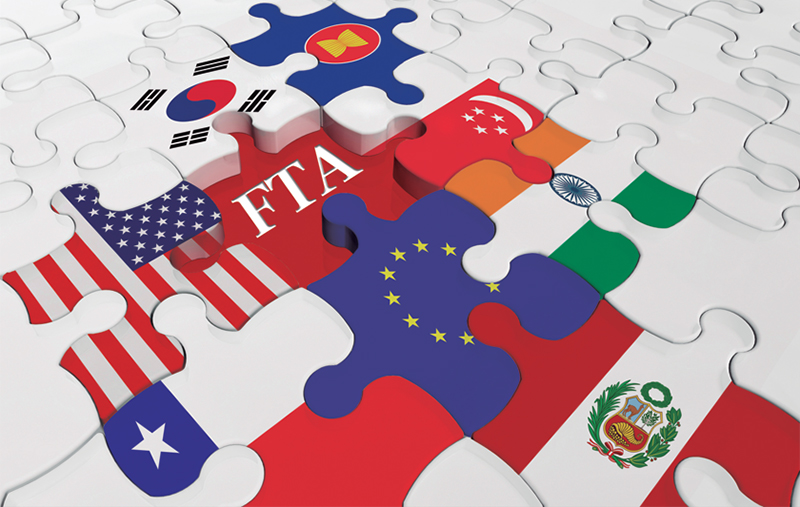 Expanding Your Free Trade Agreement Solutions Supply Chain 24/7