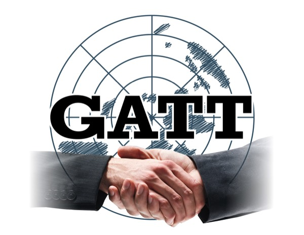 GATT General Agreement on Tariffs and Trade Full Form | Meaning