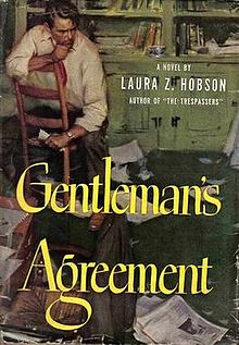 Gentleman's Agreement — 1001 Movies and Beyond