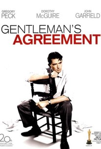 Gentleman's Agreement (1947) Rotten Tomatoes
