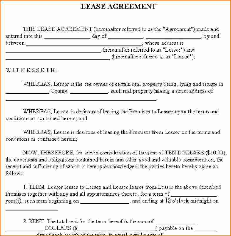 House Rental Lease Agreement Gtld World Congress