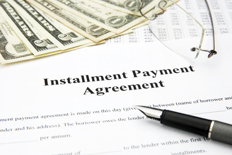 Installment Agreement – Tabb Financial Services