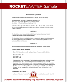 free investor agreement template Into.anysearch.co