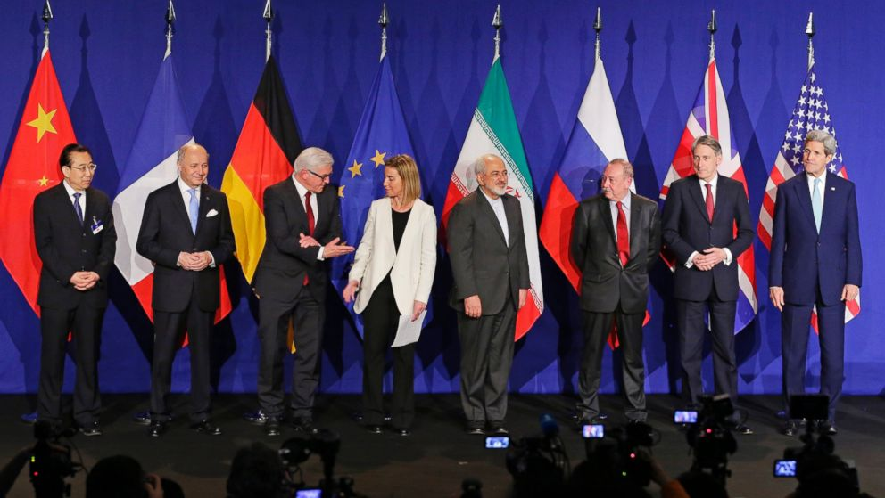 Iran Deal: a Stepping Stone to Further Talks on Regional Security