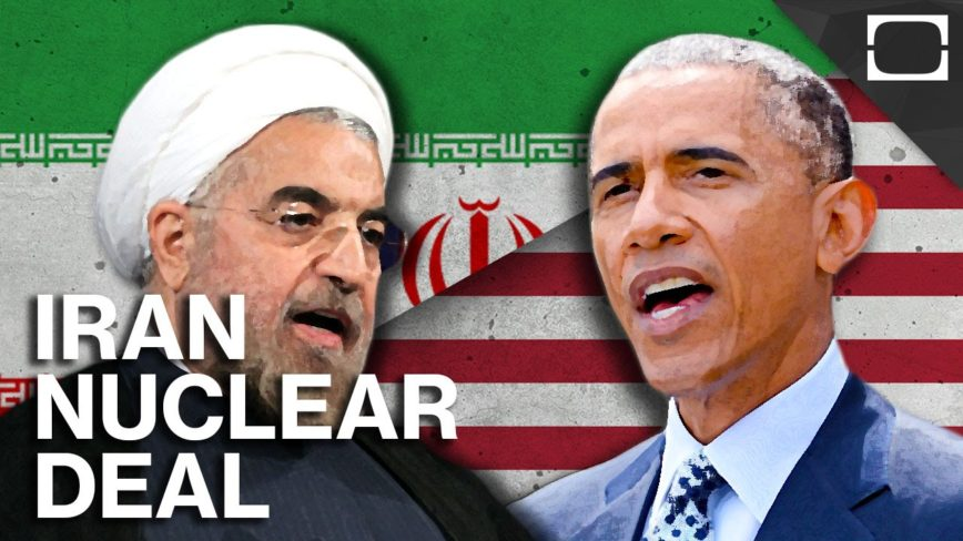 Fake News Sites Continue False Claim about the Iran Nuke Deal