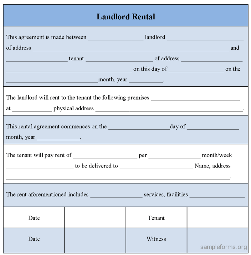Tenant Landlord Lease Agreement Template Elegant 29 Of Tenant