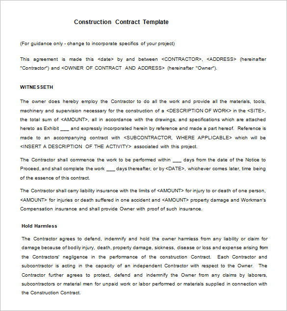 legal agreement template 15 legal contract templates free word pdf
