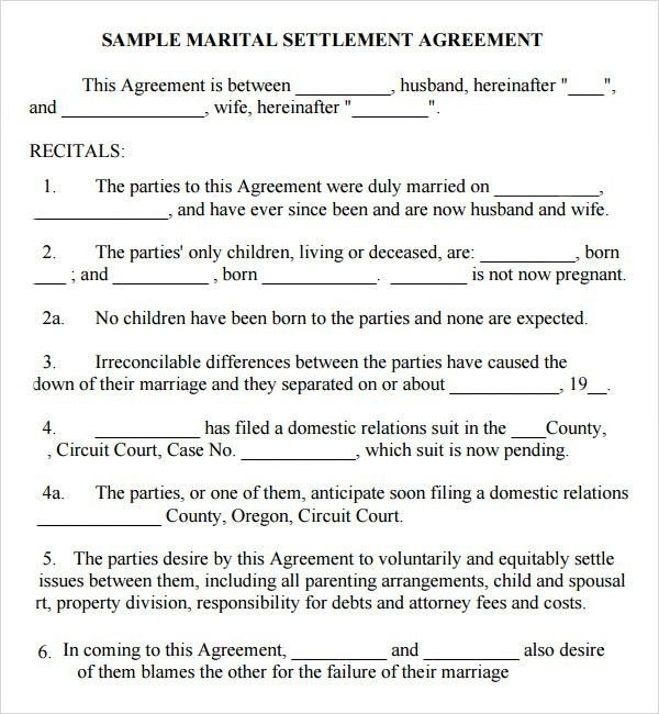 marriage agreement template love contract template business
