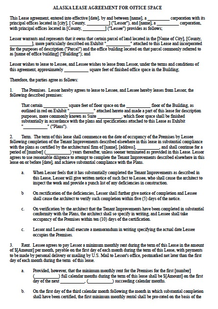 lease agreement for office space template stylish rental space for