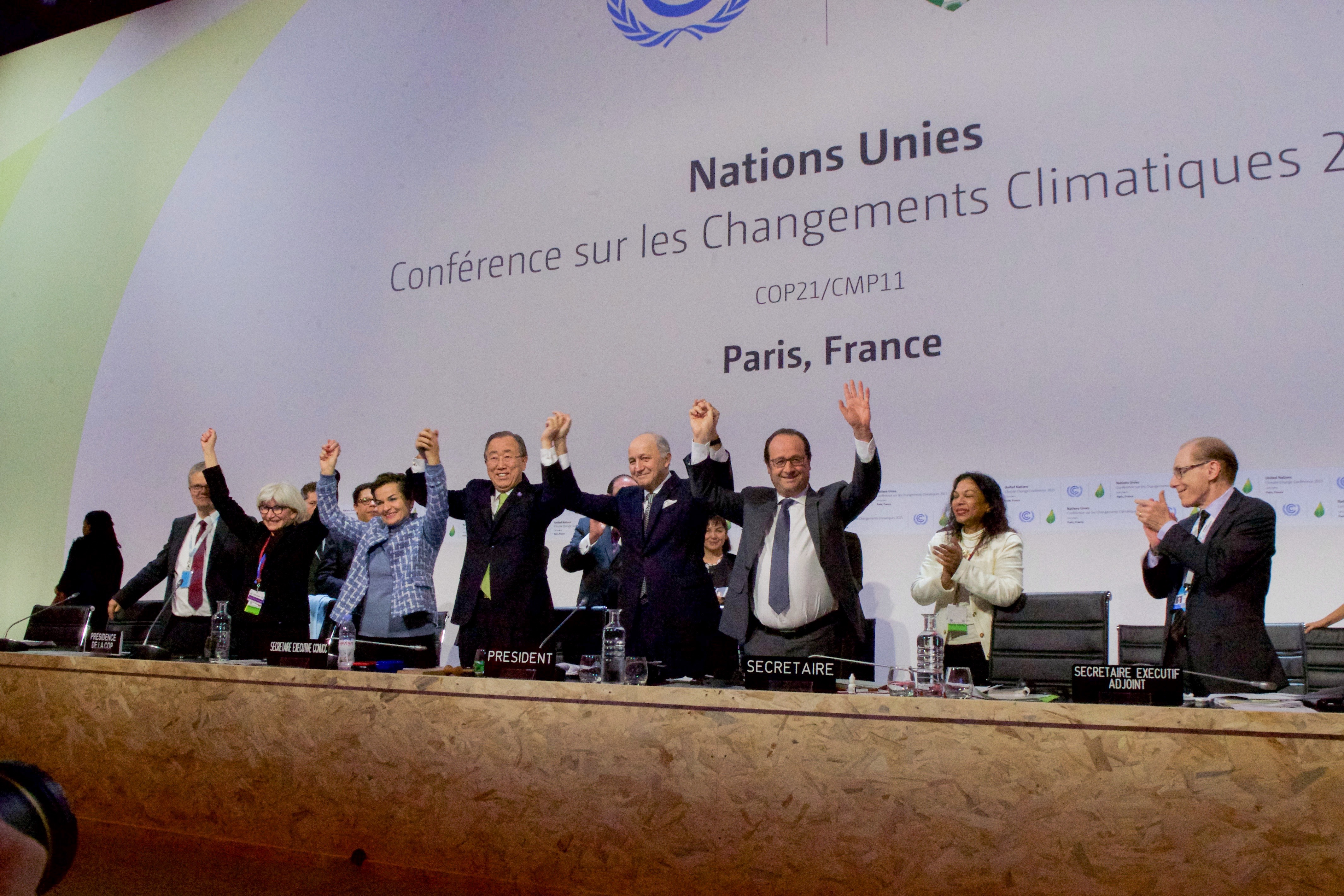 We're half way there: key threshold crossed for Paris Climate