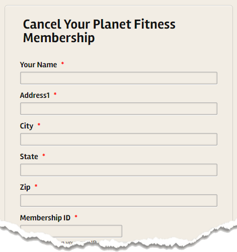How to cancel a membership permanently at PlaFitness Quora