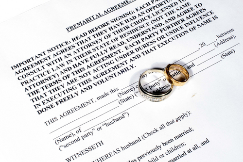 Prenuptial Agreements « The Law Offices Of Patrick Driscoll, LLC