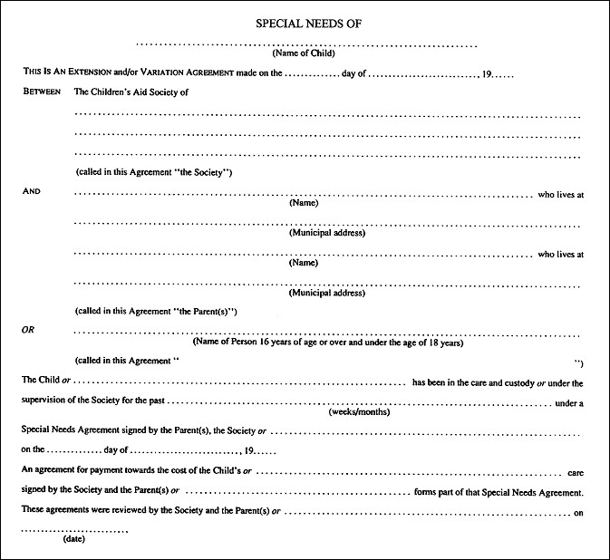 va separation agreement template separation agreement template