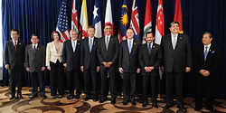 Trans Pacific Partnership Wikipedia