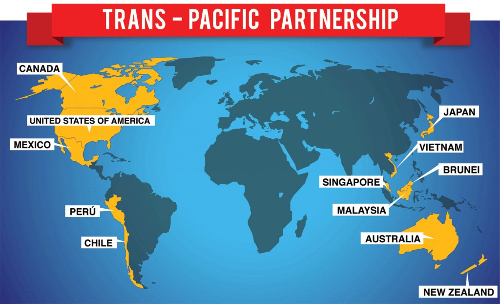Climate Change and the Trans Pacific Partnership Agreement | Earth