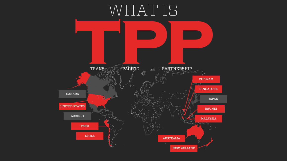 What's In The Trans Pacific Partnership Trade Deal? The (un