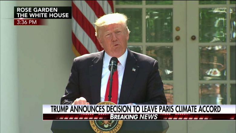 WATCH: Trump Withdraws US From Paris Climate Agreement | Fox News