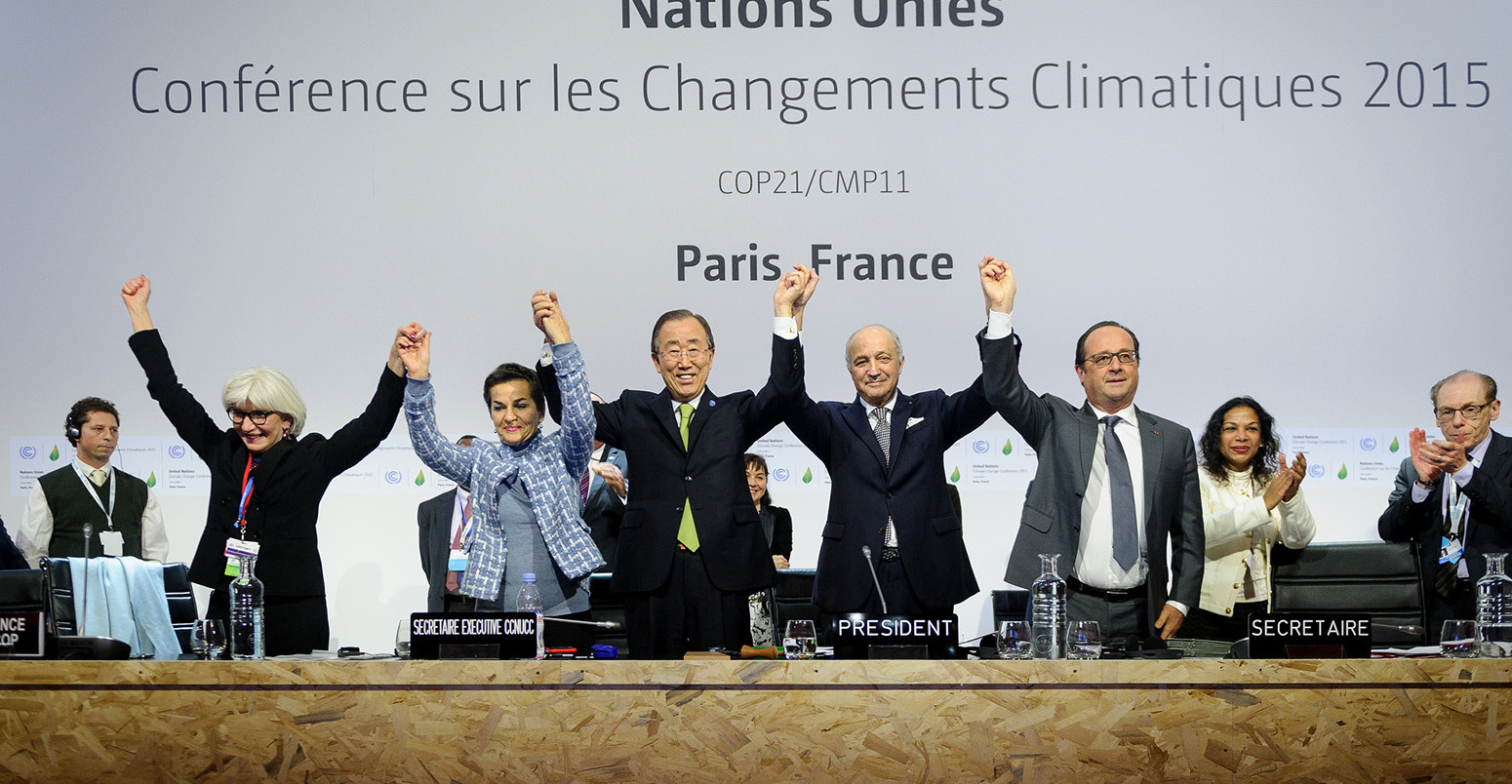 Climate Negotiations | Earth in Brackets