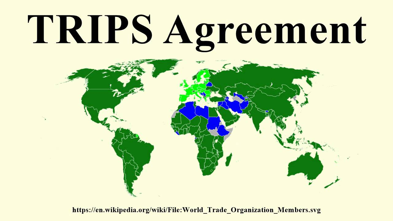 TRIPS Agreement YouTube