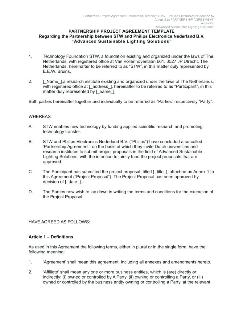 affiliate agreement template affiliate agreement template
