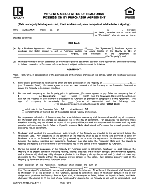 Fillable montana association of realtors buy sell agreement Edit