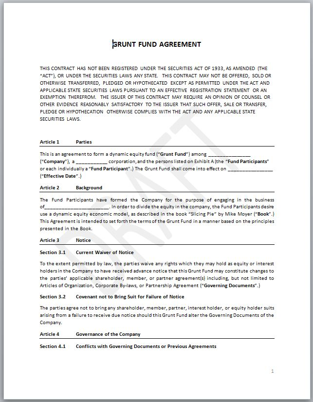 free sweat equity agreement template sweat equity agreement