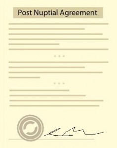 Post Nuptial Agreement | Free Agreement Form and Sample