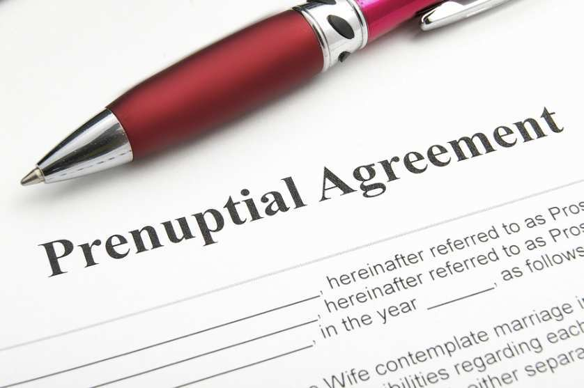 Prenuptial Agreement and Creditors in Arizona(FILEminimizer