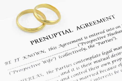 Prenuptial Agreement Often a Smart Move in North Carolina