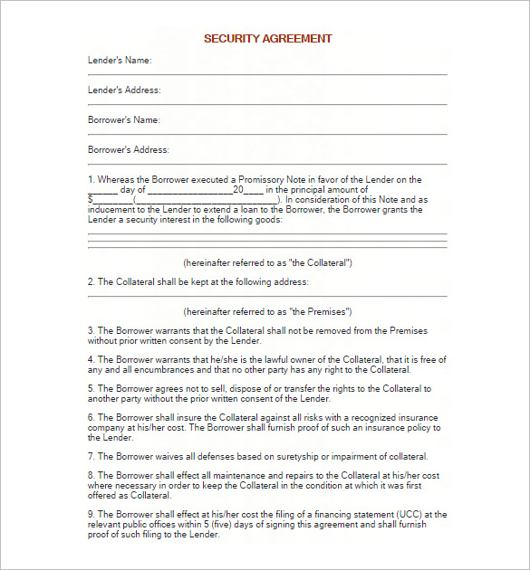Gtld World Congress Agreement Template